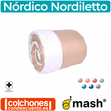 Nórdico Nordiletto 300 gr Mash Cama 150 OUTLET