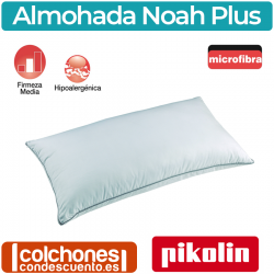 Almohada Noah Plus Pikolin 70 cm OUTLET