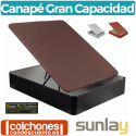 Canapé Abatible de Gran Capacidad de Sunlay