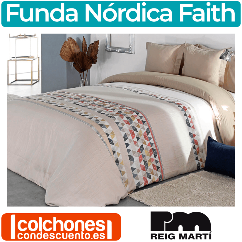 Funda Nórdica Faith de Reig Martí