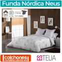 Juego Funda Nórdica Neus de Es-Tela