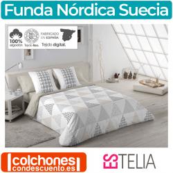 Juego Funda Nórdica Suecia de Estelia