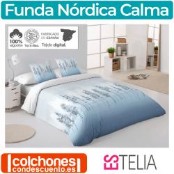 Juego Funda Nórdica Calma de Estelia