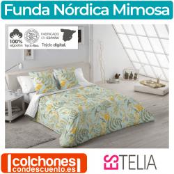 Juego Funda Nórdica Mimosa de Estelia