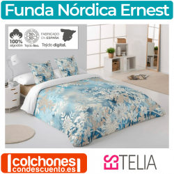 Juego Funda Nórdica Ernest de Estelia