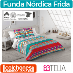Juego Funda Nórdica Frida de Estelia