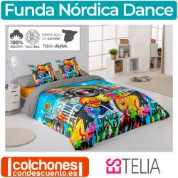Juego Funda Nórdica Dance de Estelia
