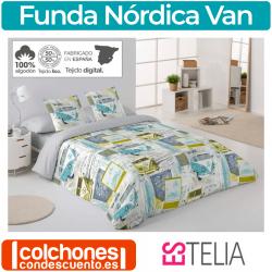 Juego Funda Nórdica Van de Estelia