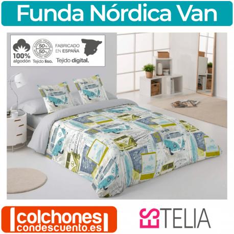 Juego Funda Nórdica Van de Es-tela