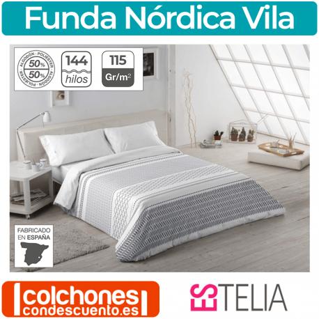 Juego Funda Nórdica Vila de Es-tela