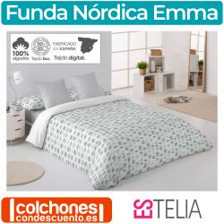 Juego Funda Nórdica Emma de Estelia