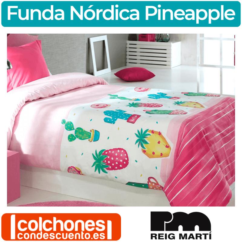 Funda Nórdica Pineapple de Reig Martí