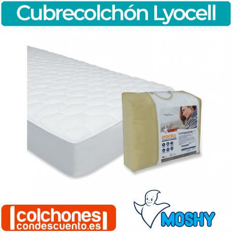 Cubrecolchón Lyocell Acolchado Reversible Moshy 90x200 OUTLET
