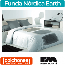 Funda Nórdica Earth de Reig Martí Cama 180 OUTLET