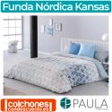 Juego de Funda Nórdica Kansas de Confecciones Paula