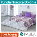 Juego de Funda Nórdica Bolonia de Confecciones Paula