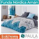 Juego de Funda Nórdica Amán de Confecciones Paula