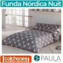 Juego de Funda Nórdica Nuit de Confecciones Paula