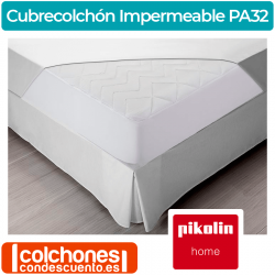 Protector de Colchón Tencel® + Thermic® Impermeable Acolchado PA32 de Pikolin Home