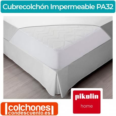 Protector de Colchón Tencel Impermeable Acolchado PA32 de Pikolin Home