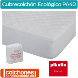 Protector de Colchón Acolchado Ecológico PA40 de Pikolin Home