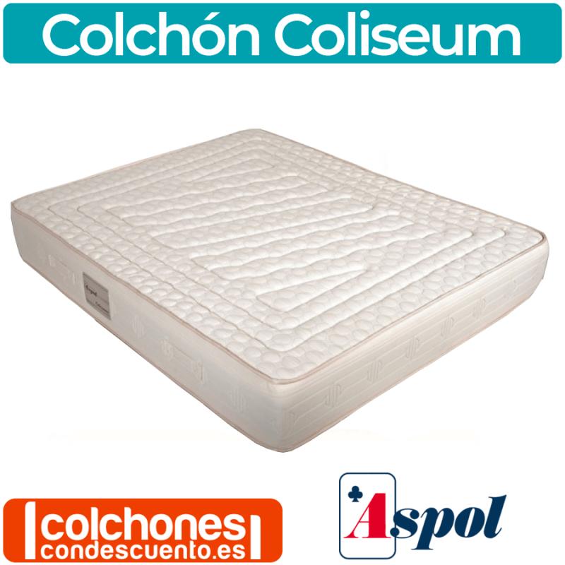 Colchon Aspol Coliseum