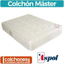 Colchon Aspol de Muelles Master