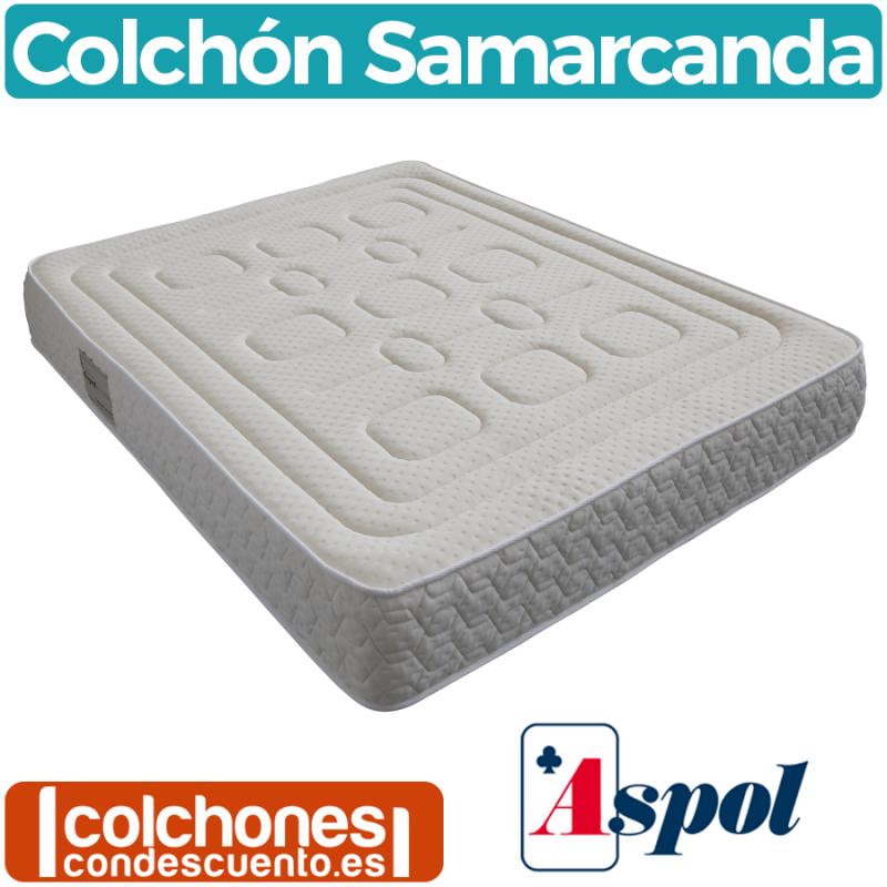 Colchón Aspol Samarcanda