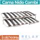 Cama Nido Relax Modelo Combi