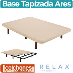 Base Fija Tapizada Ares de Relax