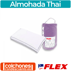 Almohada Flex Thai 70 cm OUTLET