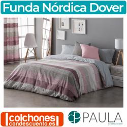 Juego de Funda Nórdica Dover de Confecciones Paula