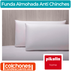 Funda Almohada Anti Chinches FA31 de Pikolin Home