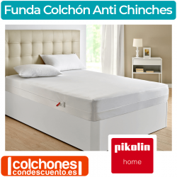 Funda de Colchón Anti Chinches FC31 de Pikolin Home