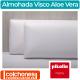 Almohada Viscoelástica Doble Funda AH24 de Pikolin Home