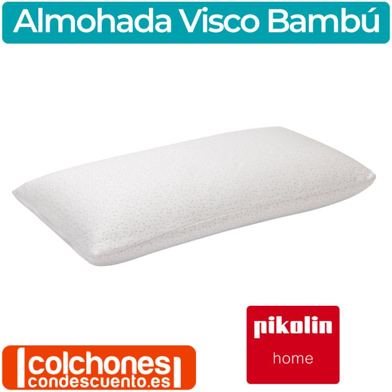 Almohada Viscoelástica Bambú AH51 de Pikolin Home