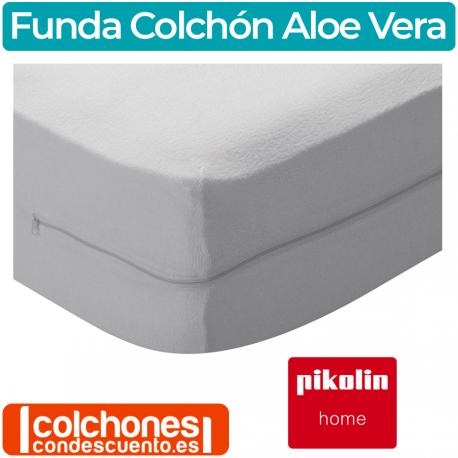Funda de Colchón Aloe Vera FC39 de Pikolin Home