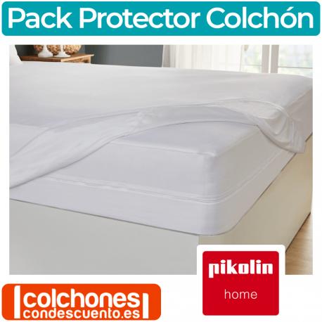 Pack Protector de Colchón PP31 de Pikolin Home