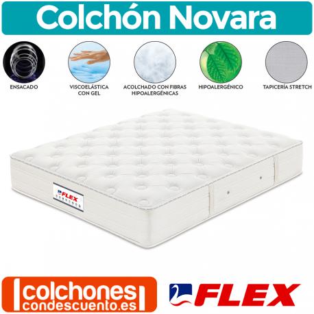 Colchón Novara Pocket de Flex