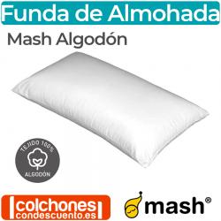 Funda de Almohada Mash Algodón
