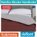 Relleno Nórdico Nordicolor Bicolor de Velfont