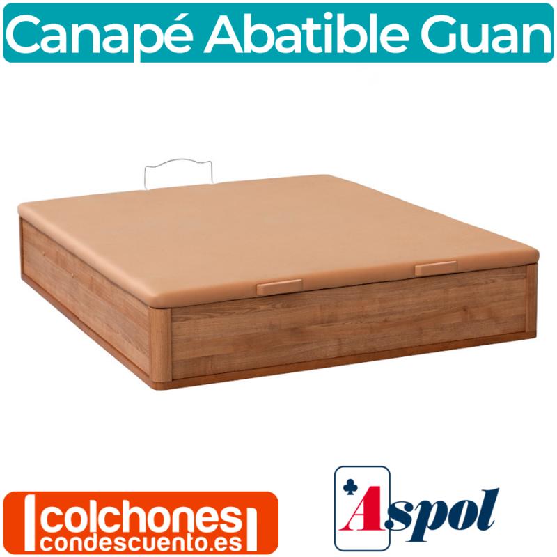 Canapé Arcón abatible Guan de Aspol