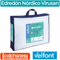Edredón Nórdico Antibacteriano Virusan de Velfont®
