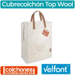 Cubrecolchón Top Wool de Velfont