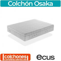 Colchón de Muelles Ensacados Osaka de Ecus