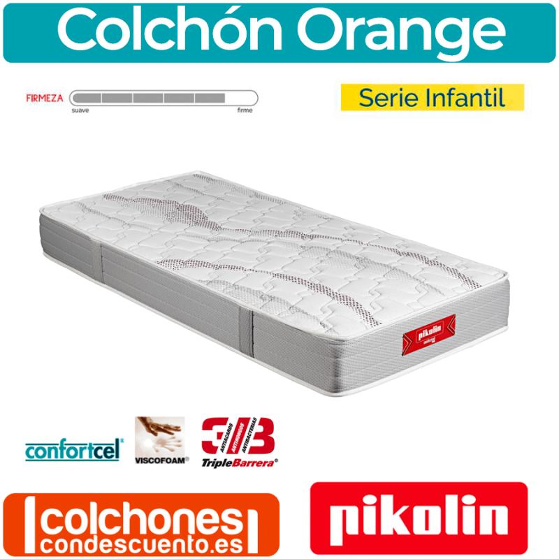 Colchón Orange Juvenil de Pikolin