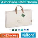 Almohada Latex Natura de Velfont