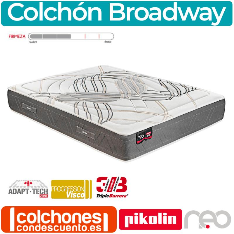 Colchón Pikolin Neo Broadway 2020