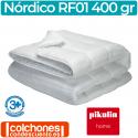 Relleno Nórdico Antialérgico de Pikolin Home RF12 (300 gr) y RF01 (400 gr)