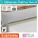 Juego de Sábanas Dalma 50% Algodón/Poliéster 144h Estelia
